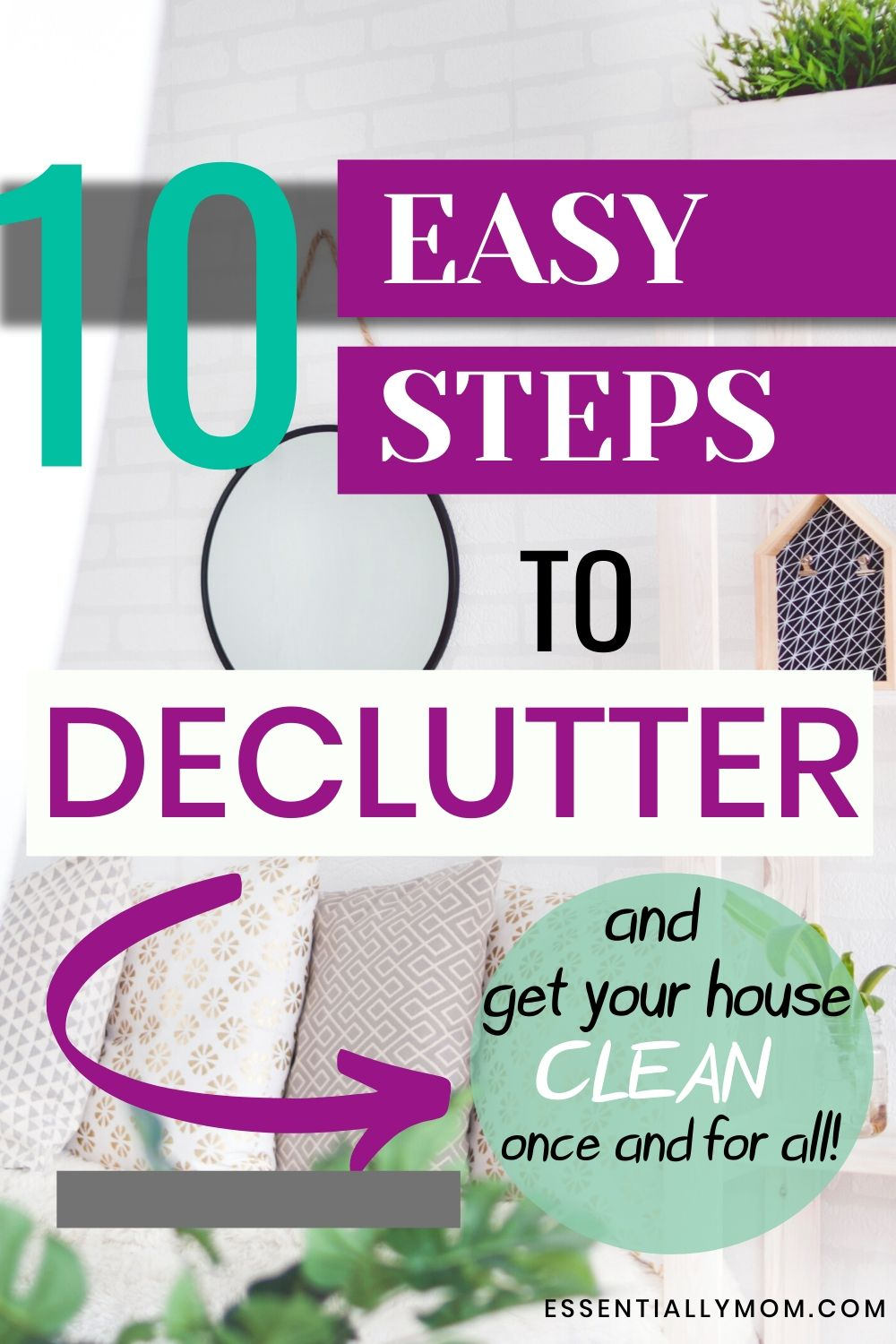 decluttering made easy