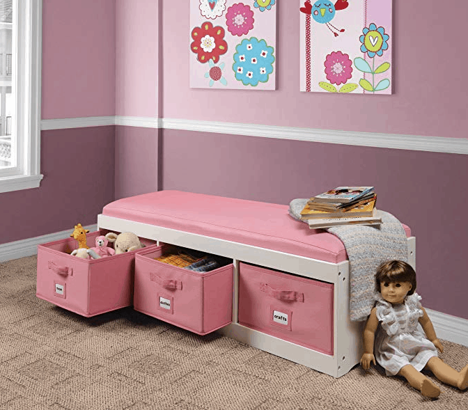 storage bins for kids rooms