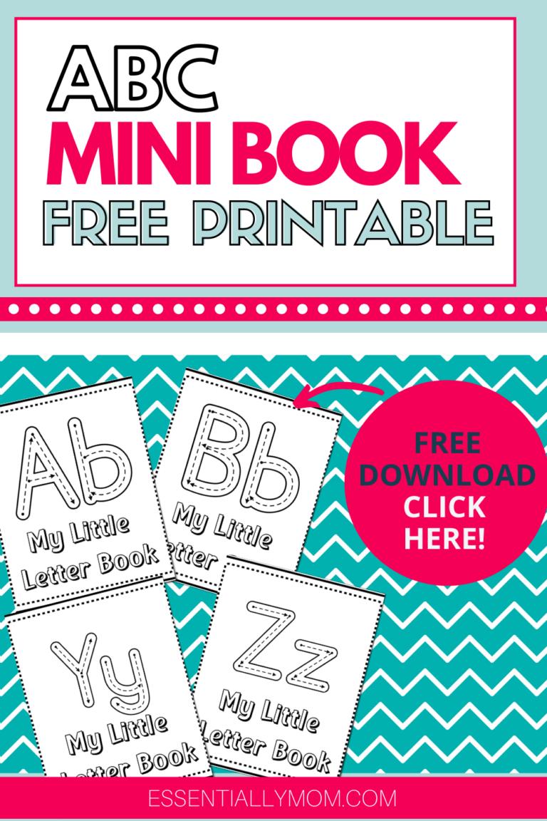 free printable mini books preschoolers,mini alphabet book printable,abc mini book printable,free printable alphabet mini books,alphabet letter mini book printable,letter mini book printable