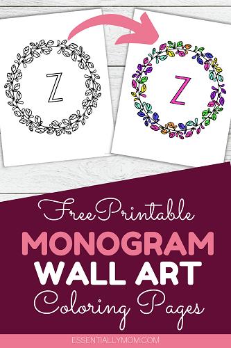 printable monogram letters,free printable letter monogram,free printable monograms,printable monogram letters free,printable initial monograms